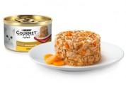 "Gourmet Gold З куркою та морквою. ""Ніжні биточки"" 85г"