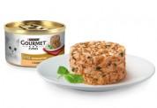 """Gourmet Gold З індичкою та шпинатом. """"Ніжні биточки"""". Конс/кот 85г"""