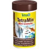 Tetra MIN Mini Granules 100ml Тонущие мини-гранулы