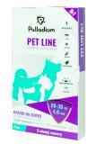 Palladium Pet Line №1 Капли на холку для собак весом 20-30 кг (имидаклоприд+перметрин)