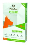 Palladium Pet Line №3 Ошейник противопаразитарный для собак средних и крупных пород 70см (имидаклоприд+флуметрин)