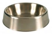 Trixie миска для собак (металл) 450 мл Ø 14 см