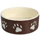 Trixie миска для котов (керамика) 300 мл, Ø 12 см