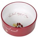 """Trixie миска для собаки """"King of Dogs"""" (керамика) 0.25 л Ø 12 см"""