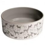 Trixie миска (керамика) для собак 500 мл  Ø15 см