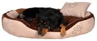 """Trixie Лежак """"Bonzo"""" (80х65 см) коричневый"""