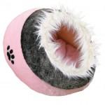 """Trixie Домик """"Minou""""  (41х42х26 см) розовый"""