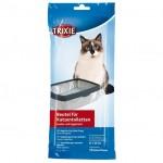 пакет для кошачьего туалета, 37x48 cм (10 шт)