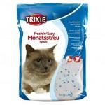 "Trixie песок наполнитель для кошек Fresh ""n"" Easy (в гранулах) 3.8 л"