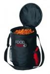 Trixie сумка для сухого корма для собак (нейлон) 2,5к г+ мис