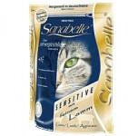 Сухой корм для кошек - Sanabelle Сенситив Ягнёнок 2 кг