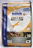 Сухой корм для собак - Bosch (Бош) Эдалт Мини (птица+зерновые) 3 кг корм для взрослых собак