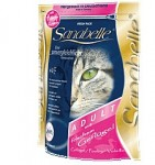 Сухой корм для кошек - Sanabelle Эдалт Птица 400 гр