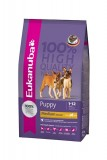 Сухой корм для собак - Eukanuba Медиум кур 15 кг, корм для щенков