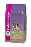 Сухой корм для собак - Eukanuba Ягненок с рисом, 15 кг, корм для щенков