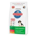 Hill's Сухой корм для щенков средних пород Science Plan Puppy Healthy Development Medium для иммунитета и подвижности (12 кг)