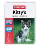 Beaphar (Беафар) Kitty's Junior Biotine 150 табл