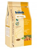 Сухой корм для собак - Bosch (Бош) Био Паппи + Морковь 11,5 кг корм для щенков и подростков