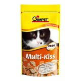 Gimpet Витамины для кошек Multi-Kiss c ТГОС (65 штук)
