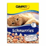 Schnurries сердечки 650 таб лосось