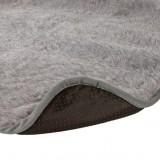 Термоковрик нескользящий для собак (150х100 см) серый