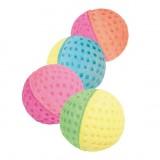 Мяч из губки 4 см (80 шт)