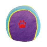 Trixie Разноцветные мячи (плюш) 10 cм