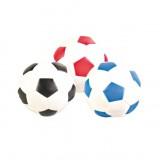 Мяч футбольный кож. 6 см