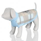 "Trixie пуловер ""Napoli"" 40 см, серый/голубой"
