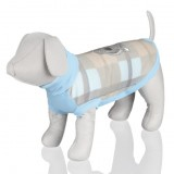 "Trixie пуловер ""Napoli"" 33 см, серый/голубой"