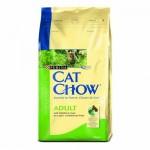 Сухой корм для кошек - Cat Chow (Кэт Чау) С кроликом и печенью 15 кг