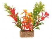 Растения с песчаным основанием, 6 шт (средние)