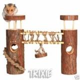 Trixie Башни с мостиком
