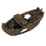 Trixie Затонувшая лодка