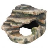 Trixie Угловая скала с пещерой 16х12х15 см