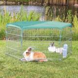 Trixie Сетка для вольера (металл) для кролей 6х60 см