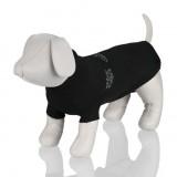 "Trixie пуловер ""Kingston"" 30 см, чёрный со стразами"