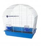 Їжачок! Клетка №13 для волнистых попугаев, стандартная, 50*28*52