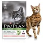 Pro Plan (Проплан) Sterilised. С лососем, корм для кастрированных котов, 10 кг