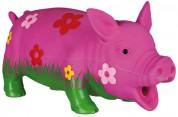 Trixie Cвинья в цветах (латекс) 20 см
