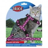 "Trixie - Шлея с поводком ""Softline Elegance"""