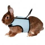 """- Шлея с поводком для кролика """"Soft Harness"""""""