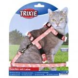 """Trixie - Шлея с поводком """"Cat Harness"""""""