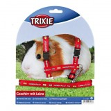 "Trixie - Шлея с поводком для морских свинок ""Harness"""