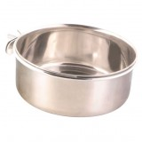 Trixie Миска (металл) с кольцом-крепл. 0,9 л