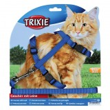 "- Шлея с поводком ""Cat Harness XL"""