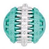 Trixie Мяч с шипами (мята) 6 см