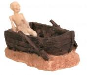 Trixie Скелет в лодке