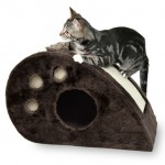 """Trixie домик для кошек  """"Topi"""" в форме мышки 53х31х32 см"""