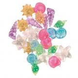 Trixie разноцветные ракушки 24 шт